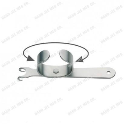 DJE-1557-Swivel Double Hook